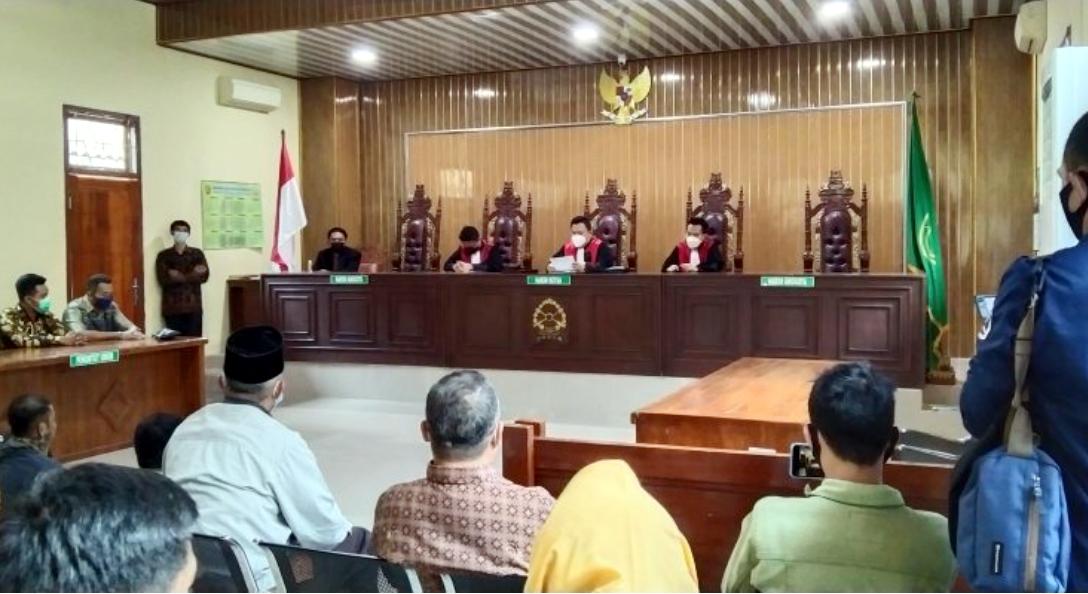718,36 Ha Lahan Kawasan Perkebunan PT. Citra Lantoro Persada (CLP) Kembali Beralih Menjadi Hak Milik Masyarakat Empat Marga